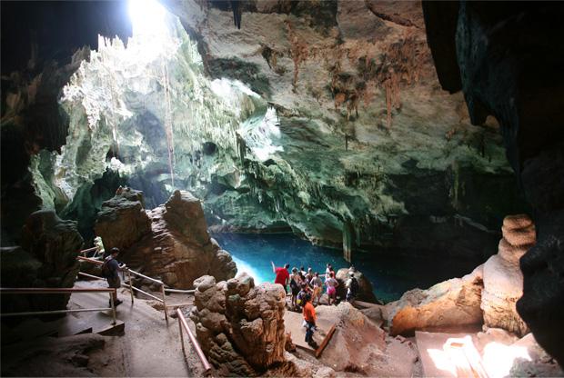 Crusoes cave Trinidad & Tobago Adventugo.com