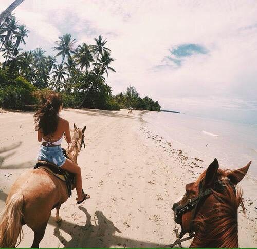 Horse back Riding Trinidad Adventugo.com