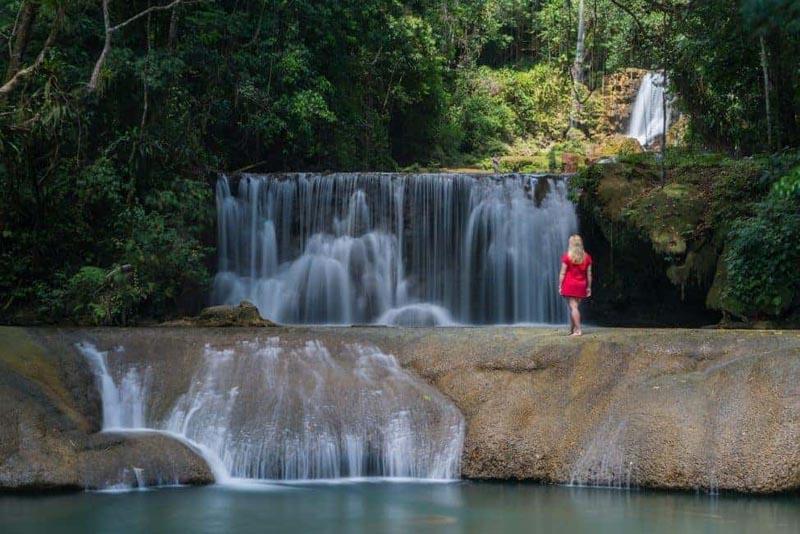 Saint Elizabeth Waterfalls adventugo.com
