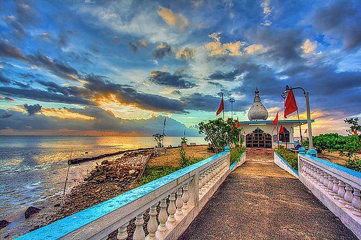 Temple at the Sea Trinidad Adventugo.com