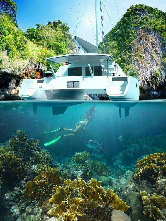 Yachting Trinidad Adventugo.com