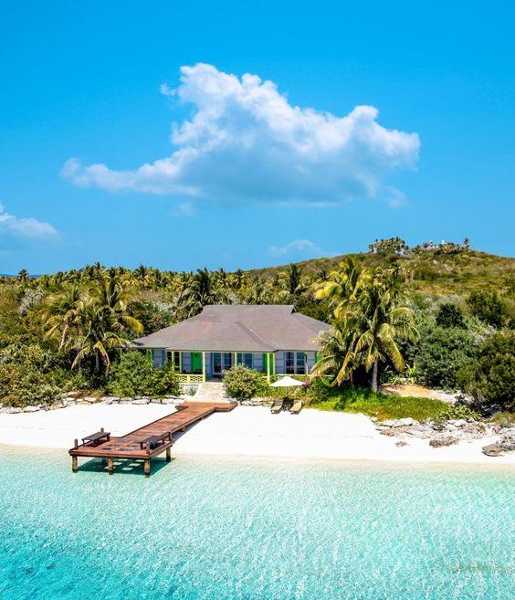 Bahamas Private island Adventugo.com