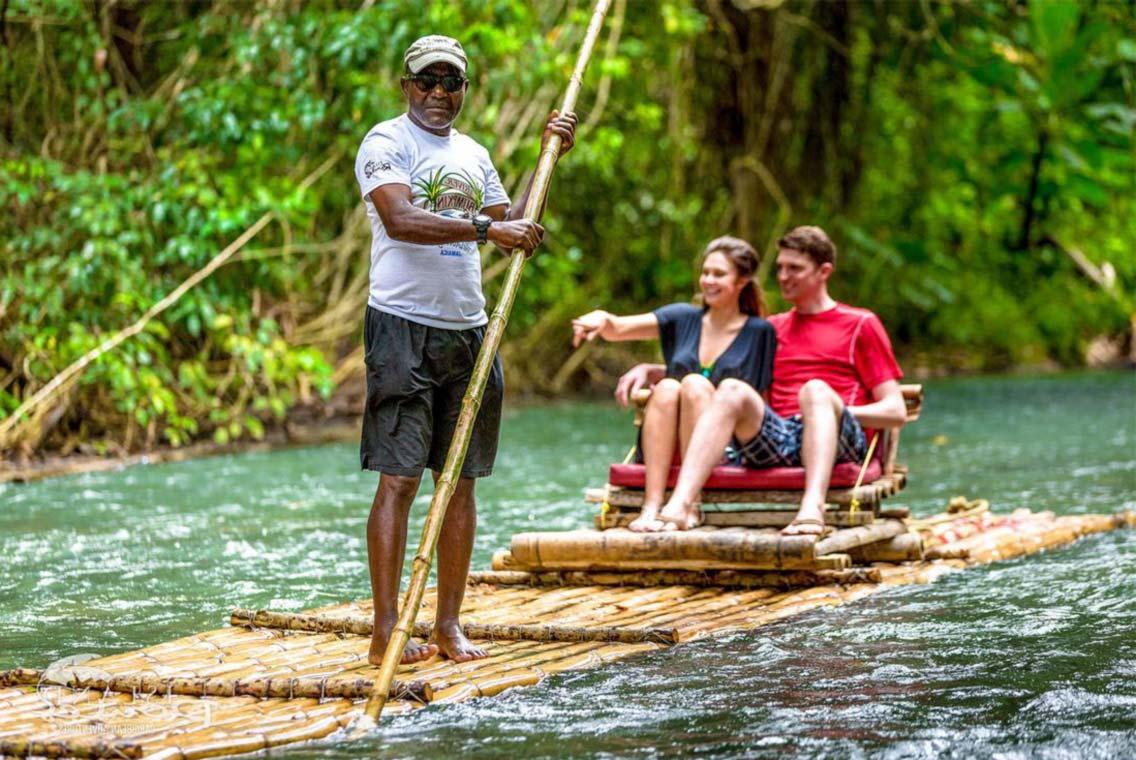 rafting in Jamaica Adventugo.com