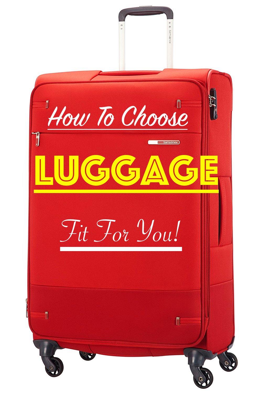 Samsonite Lightweight Luggage