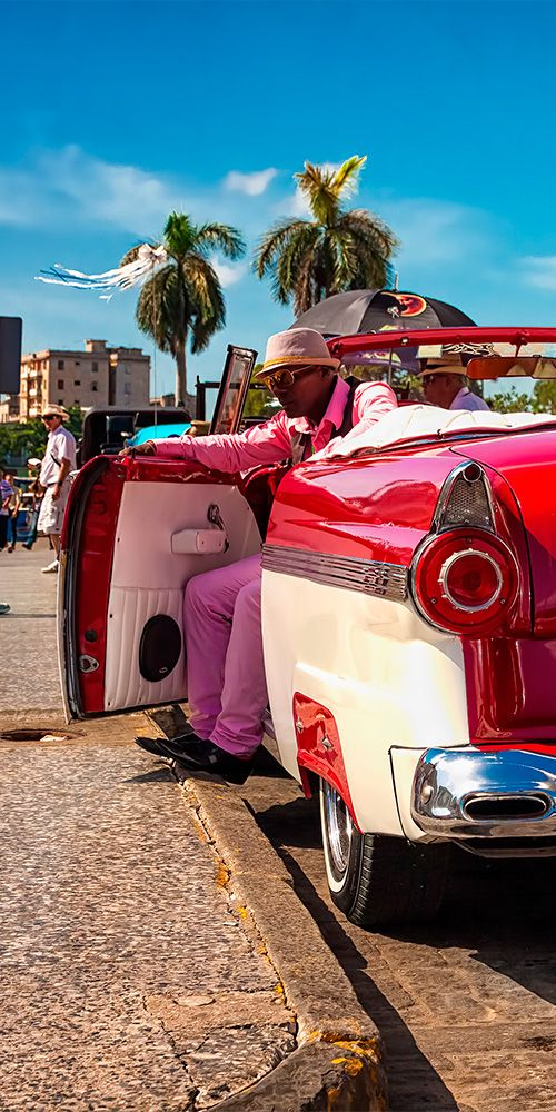 Old school Cuban Vehicles