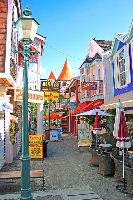 Virgin Islands Shopping