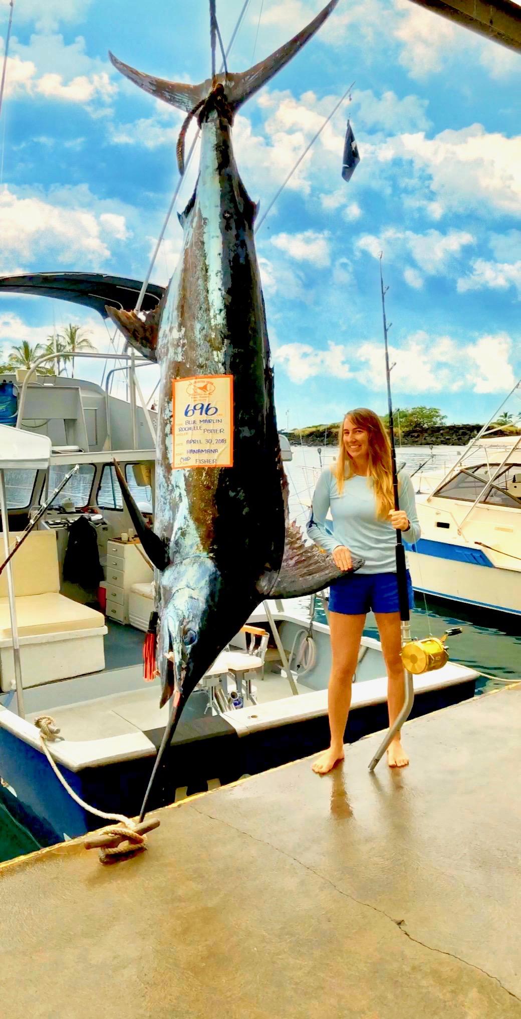 Big Catch Kona's best fishing Charter 2