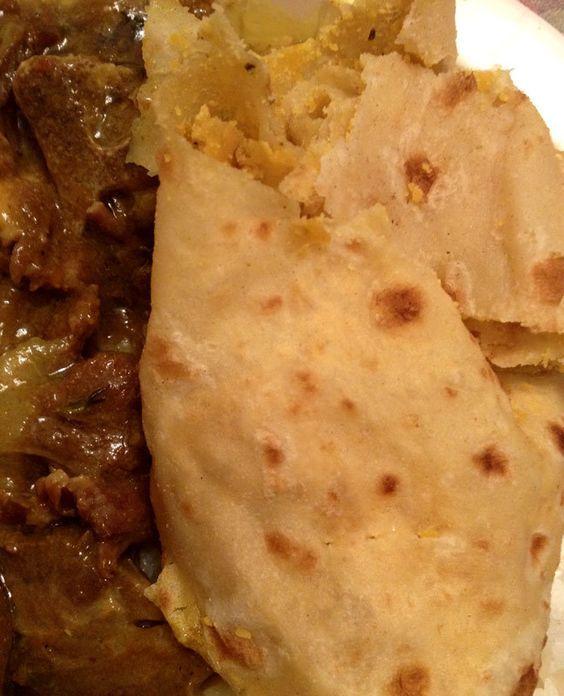 Dahl-Purri-Goat-curry