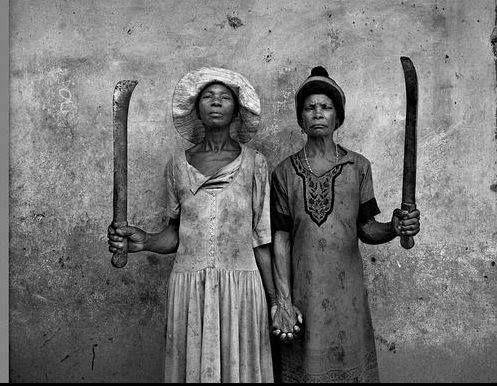 Fighting-Caribbean-women
