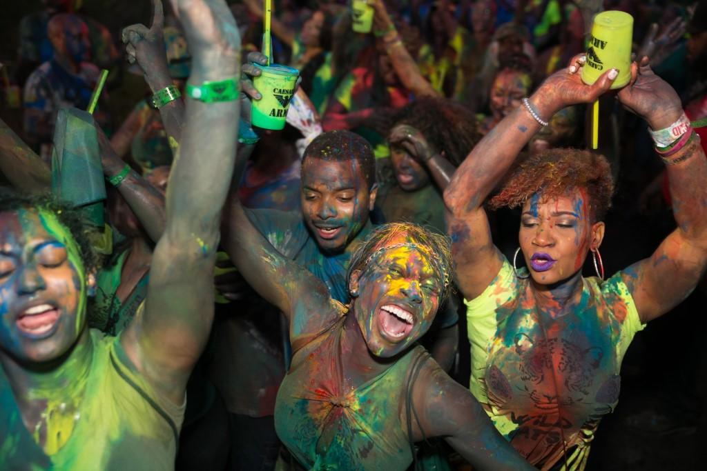 Jamaica Bachanaal Carnival