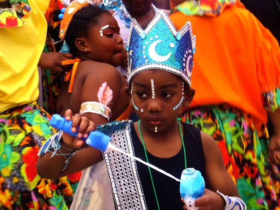 Kids Caribbean Carinivals