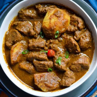 Lamb-Curry