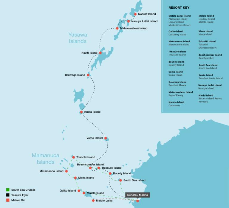 Mamanuca-Islands-Map