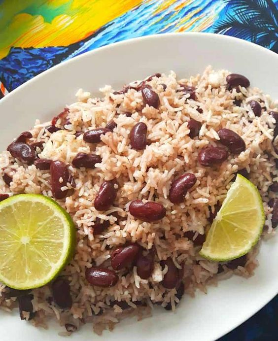Rice and Peas