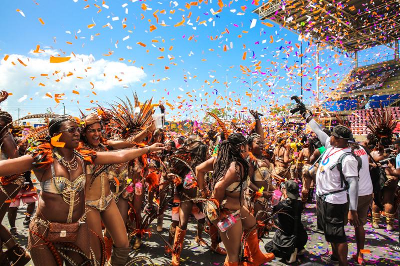 Trinidad Carnivals and Festivals