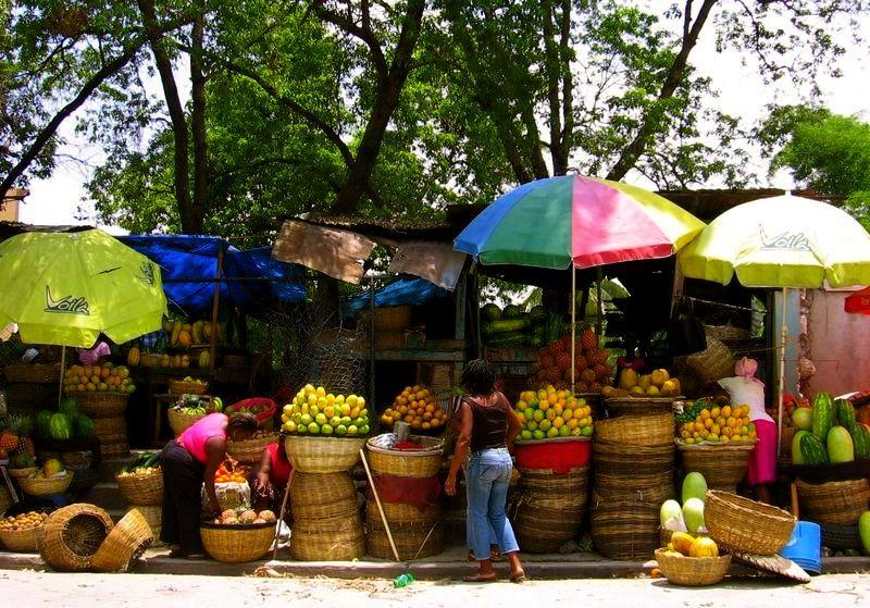 Barbados Market