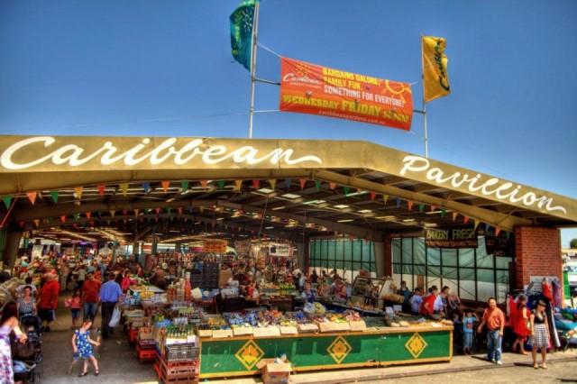 Caribbean Market 2
