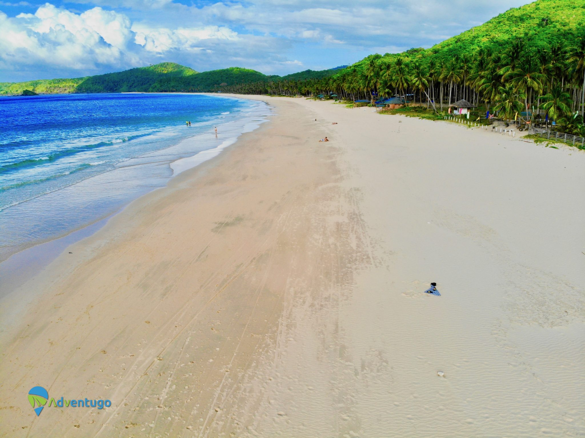 Beautiful Lio Beach El Nido, Philippines