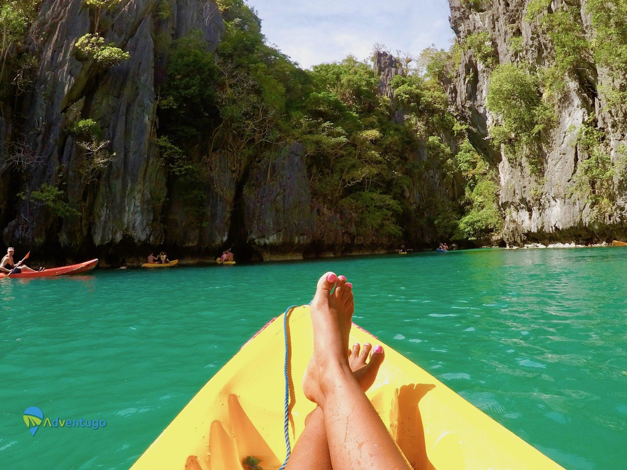 Small Lagoon El Nido, Palawan