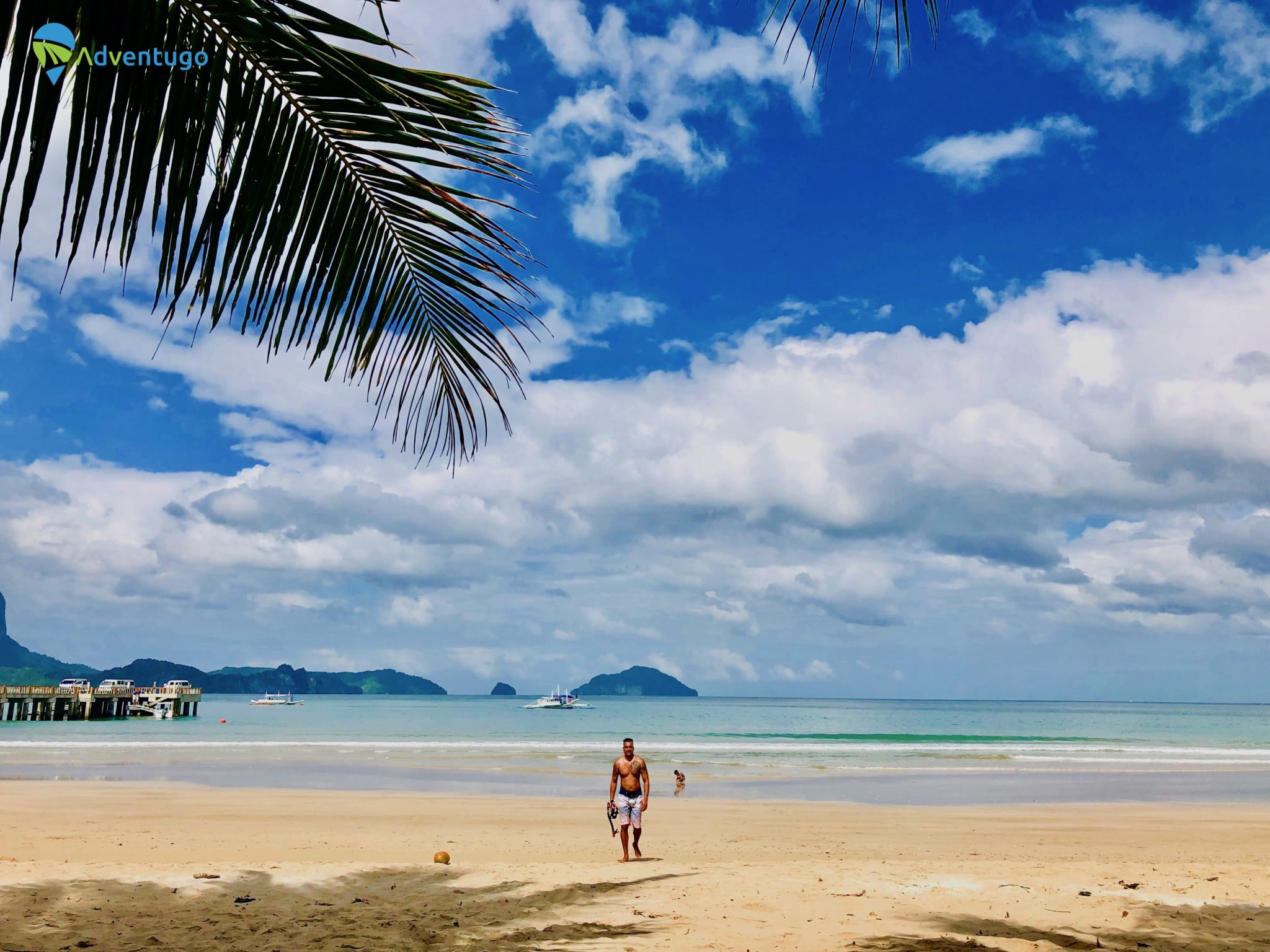 Airport Beach El Nido Lio properties