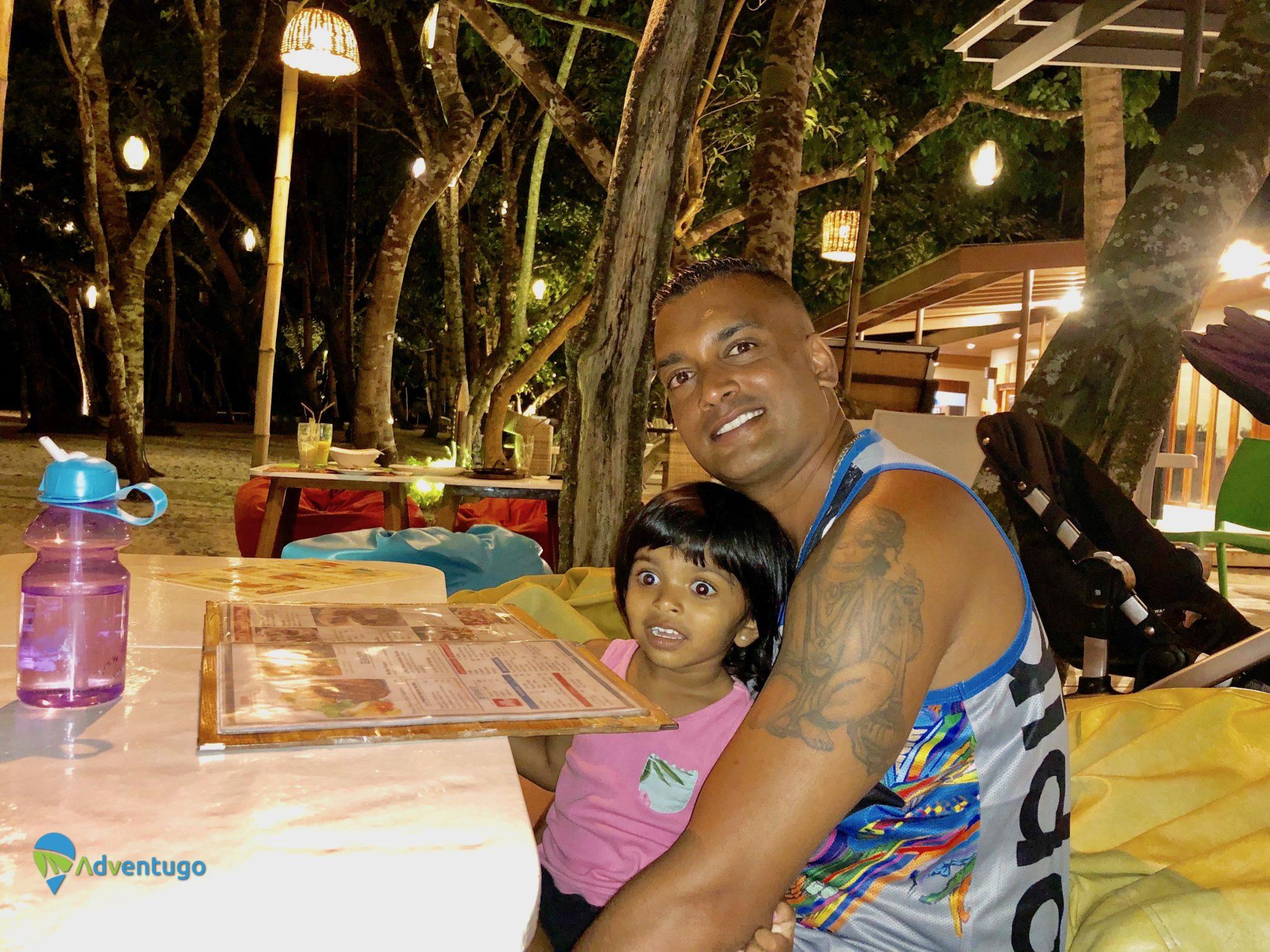 Another restaurant Pic at Lio Beach El Nido, Philippines