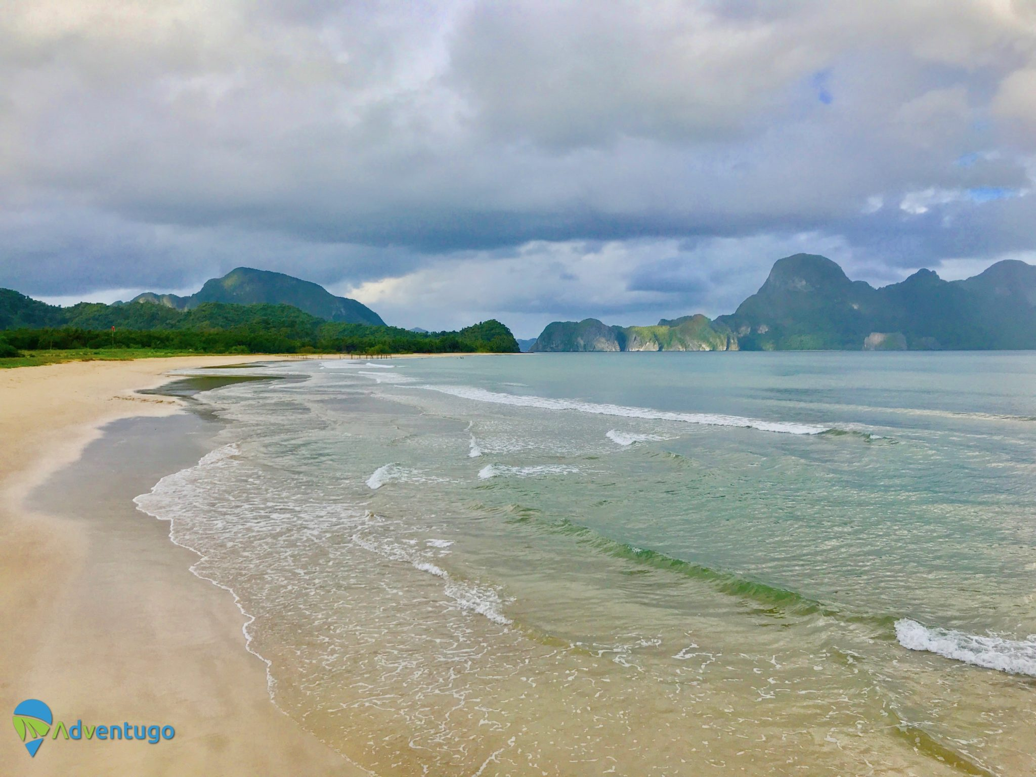 Lio Beach El Nido, Palawan Views