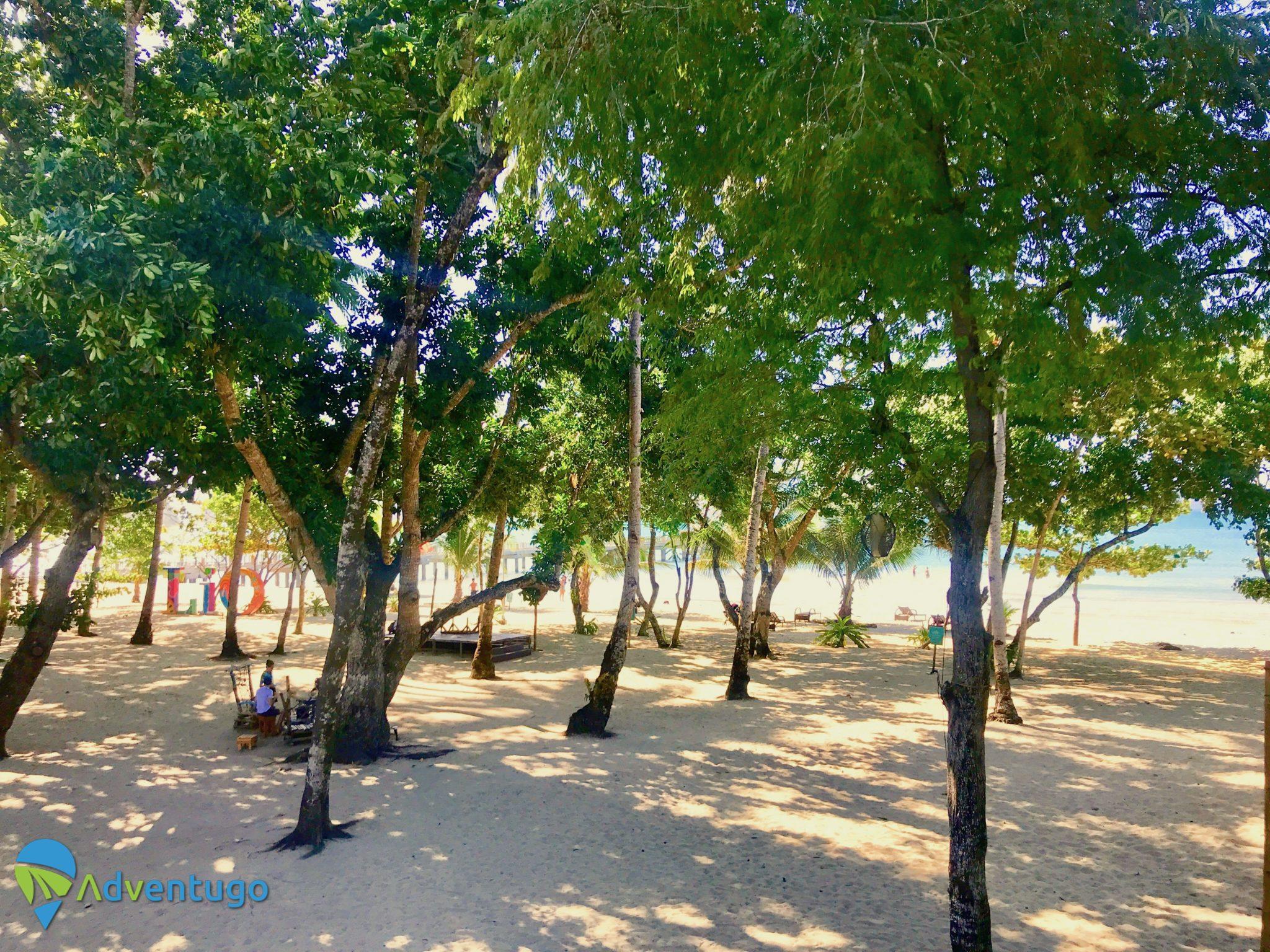 Super clean Lio Beach El Nido, Philippines