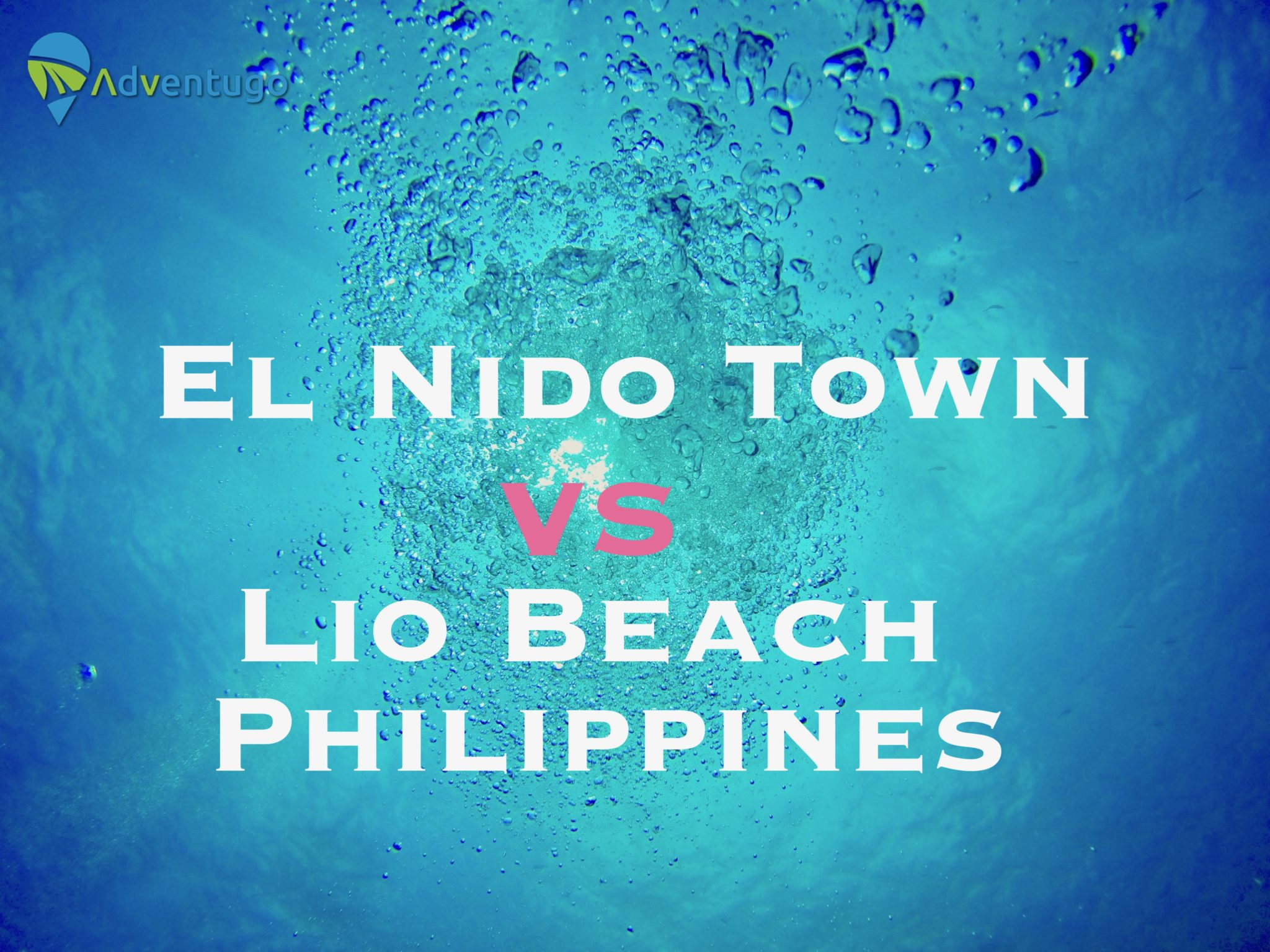 El Nido Town Vs Lio Beach, Where should I stay? Philippines