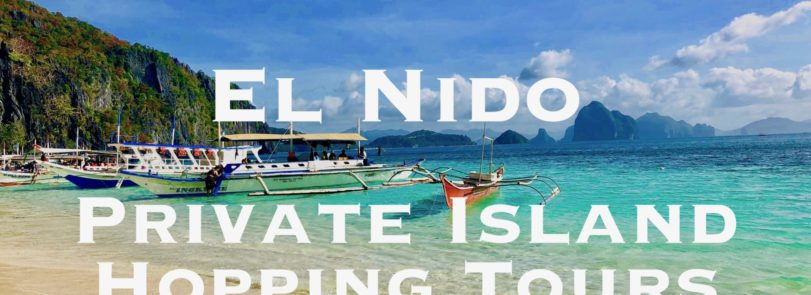 El Nido Private Island Hopping tours, Philippines Travel Blog