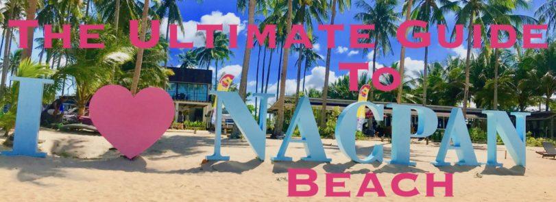 The Ultimate Guide To Nacpan Beach El NIdo,Palawan