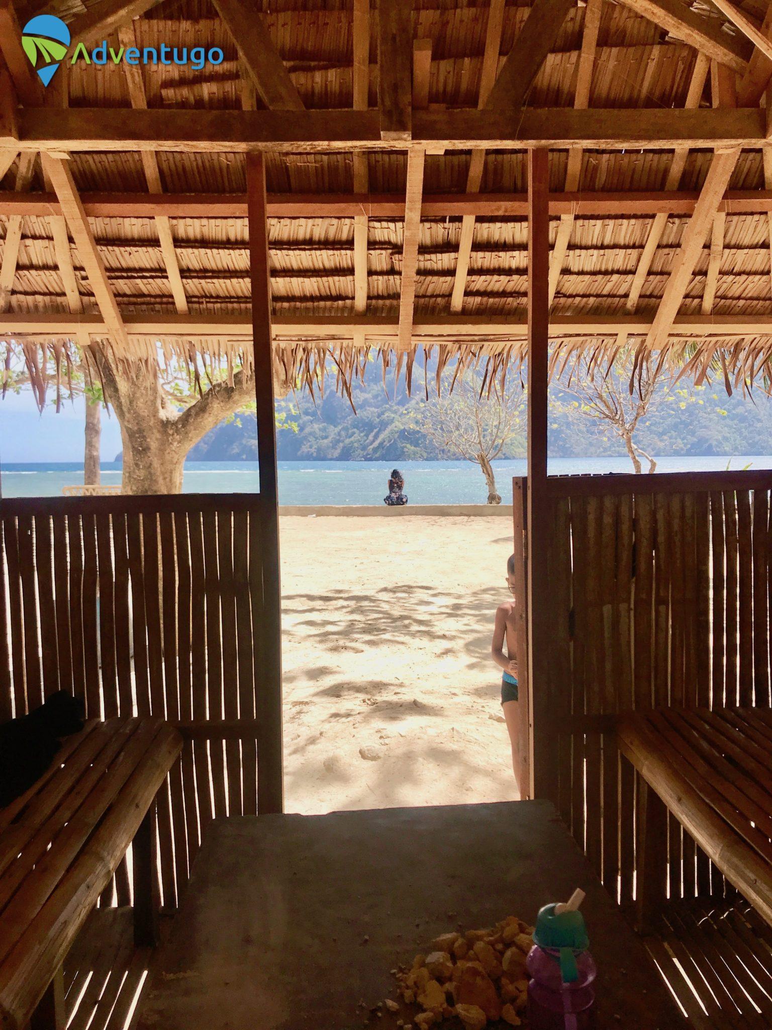 Cabo Beach, Coron Philippines
