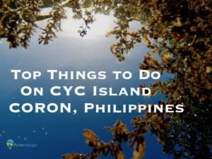 Top Things To Do On CYC Island, Coron, Philippines