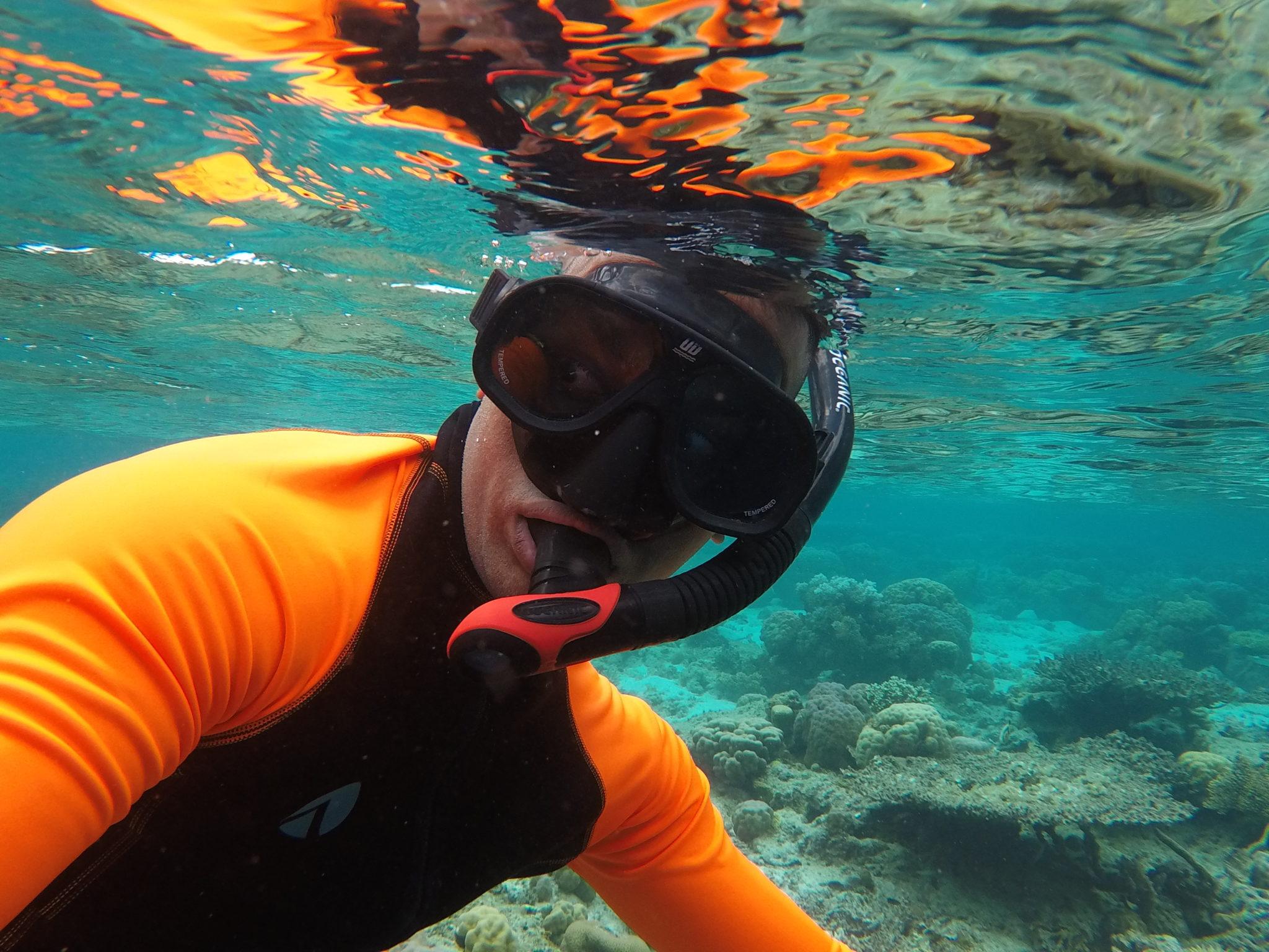 Should I rent snorkel?