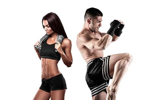 Muay Thai Exercise for men over 35